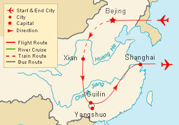 11 Days China Discovery Tour
