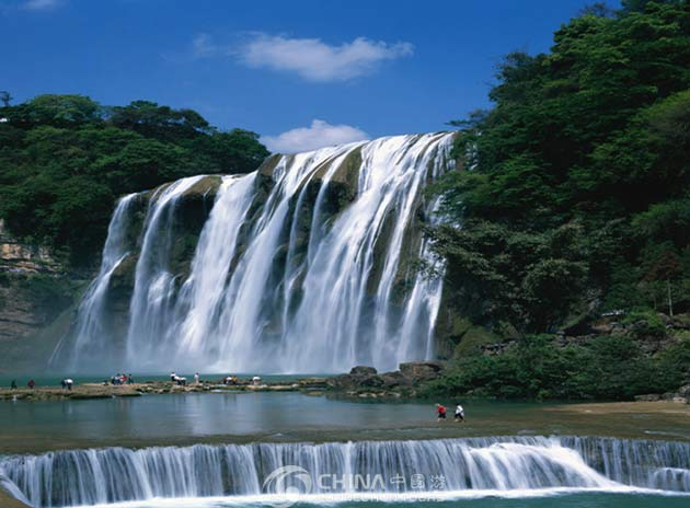 Anshun Huangguoshu Waterfall, Anshun Attractions, Anshun Travel Guide