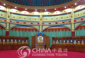 Memorial Hall of Genghis Khan's Mausoleum, Baotou Travel Guide