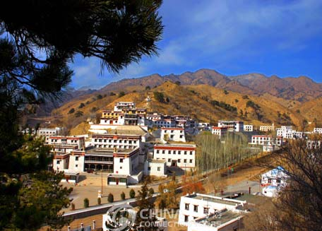 Wudangzhao Lamasery, Wudangzhao Lamasery Baotou - Baotou Travel Guide