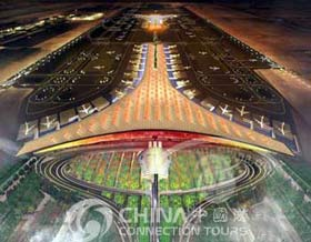 Terminal 3 of Beijing International Airport, Bejing Travel Guide