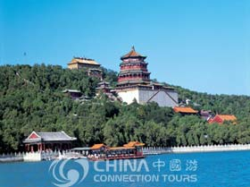 Kunming Lake of Summer Palace, Beijing Attractions, Beijing Travel Guide