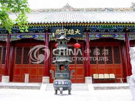 Temple of the Azure Clouds, Beijing Attractions, Beijing Travel Guide