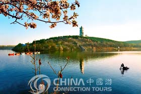Changchun Jingyue Pool, Changchun Attractions, Changchun Travel Guide