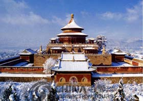 Chengde Pule Temple, Chengde Attractions, Chengde Travel Guide