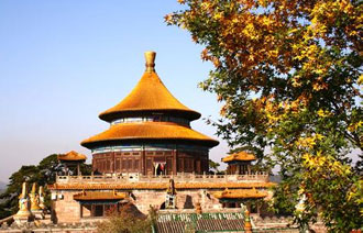 Pule Temple of Chengde, Chengde Attractions, Chengde Travel Guide