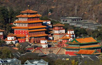 Puning Temple of Chengde, Chengde Attractions, Chengde Travel Guide