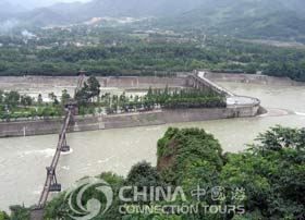 Irrigation System of Dujiangyan, Chengdu Attractions, Chengdu Travel Guide