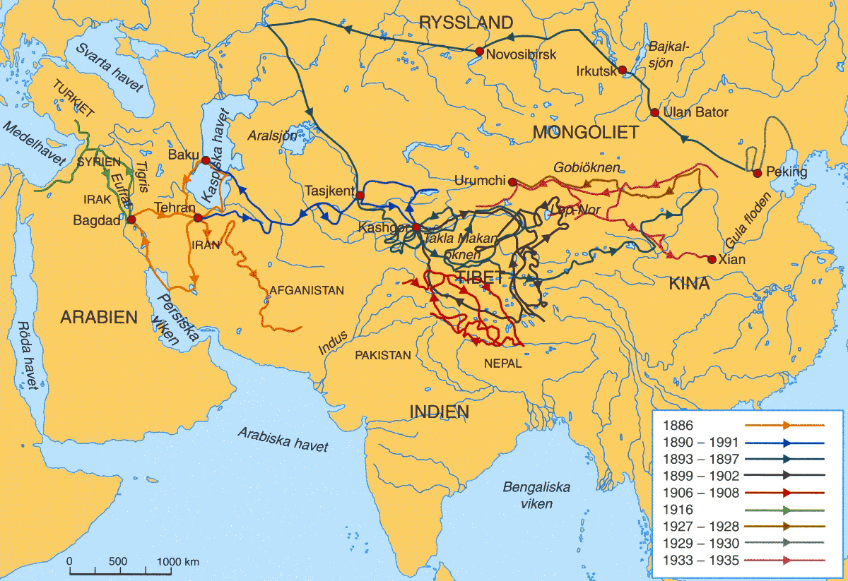 Ancient Silk Road Map, Silk Road Map, China Tour Map Resources