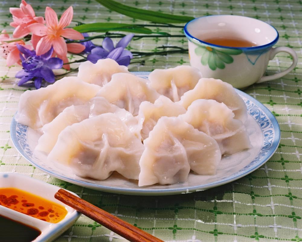 Chinese Dumplings, Chinese Cuisine
