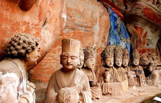 Dazu Grottoes, Chongqing Attractions, Chongqing Travel Guide