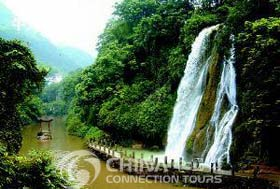 North and South Hot Spring Park in Chongqing, Chongqing Attractions, Chongqing Travel Guide