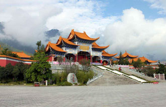 Dali Pagodas of Chongsheng Temple