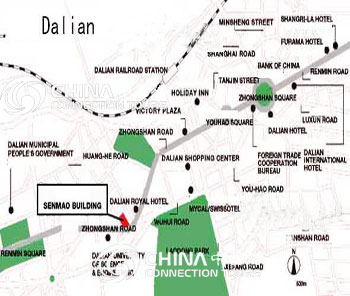 Dalian Maps China Dalian Maps Dalian Travel Guide