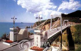 Dalian Northern Bridge, Dalian Attractions, Dalian Travel Guide