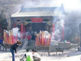 Dalian Xiangshui Taoist Temple, Dalian Attractions, Dalian Travel Guide