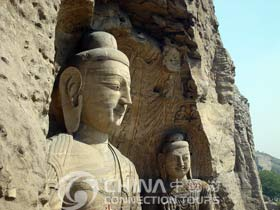 Buddhist Sculpture in Yungang Grottoes, Datong attractions, Datong Travel Guide