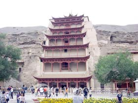 Mogao Grottoes, Dunhuang Attractions, Dunhuang Travel Guide