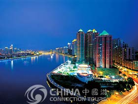 Guangzhou Geographical Features, Guangzhou Travel Guide