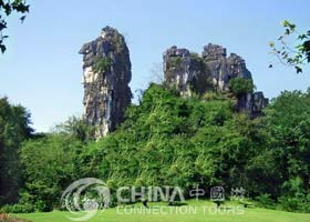 Guilin Camel Hill, Guilin Attractions, Guilin Travel Guide