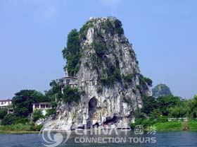 Guilin Fubo Hill, Guilin Attractions, Guilin Travel Guide