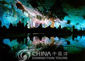 Guilin Reed Flute Cave, Guilin Travel Guide