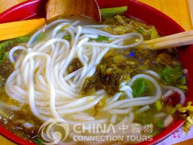 Guilin Rice-noodle, Guilin Restaurants, Guilin Travel Guide