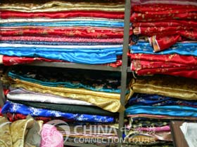 Hangzhou Silk, Hangzhou Shopping, Hangzhou Travel Guide