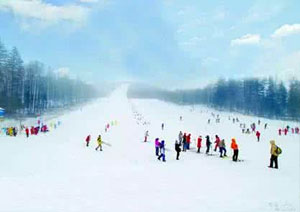 Harbin Erlong Scenic Spot, Harbin Attractions, Harbin Travel Guide