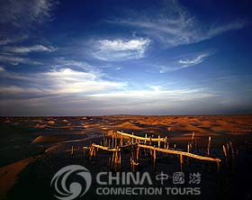 Ancient City of Niya, Hetian Attractions, Hetian Travel Guide