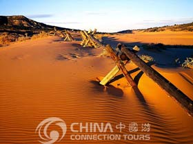 Takla Makan Desert , Hetian Attractions, Hetian Travel Guide