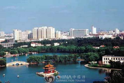 Hohhot The Qingcheng Park, Hohhot Attractions, Hohhot Travel Guide