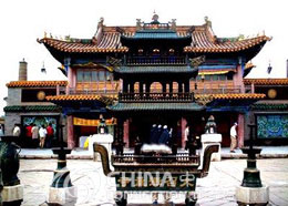 Hohhot Dazhao Temple, Hohhot Attractions, Hohhot Travel Guide
