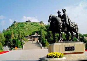 Hohhot Zhaojun Tomb, Hohhot Attractions, Hohhot Travel Guide