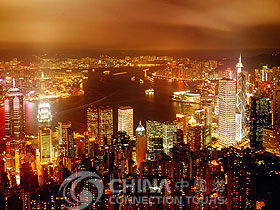 Hong-Kong Night View, Hong Kong Nightlife, Hong Kong Travel Guide
