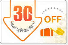 Winter promotion of Shanghai hotels