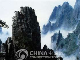 Huangshan White Cloud Stream Scenic Area, Huangshan Attractions,  Huangshan Travel Guide