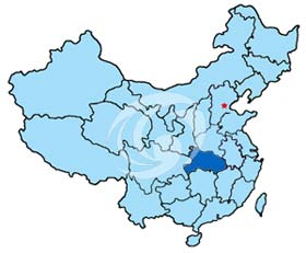 Hubei Map, Hubei Travel Guide