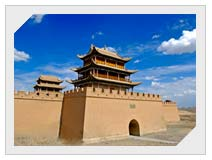 Jiayuguan Pass, Jiayuguan Attractions,  Jiayuguan Travel Guide