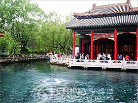 Baotu Spring, Jinan Attractions, Jinan Travel Guide