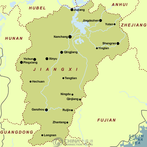 Jingdezhen Location Map China Jingdezhen Location Map - Jingdezhen map