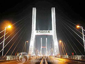 Jingzhou Yangtze River Bridge, Jingzhou Transportation, Jingzhou Travel Guide
