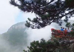 the Mount of Lushan - Jiujiang Attractions