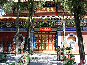 Great Hall of Bamboo Temple, Kunming Attractions, Kunming Travel Guide