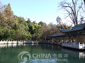 Kunming Black Dragon Pool, Kunming Attractions, Kunming Travel Guide