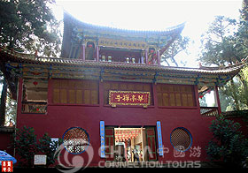 Kunming Huating Buddhist Temple, Kunming Attractions, Kunming Travel Guide