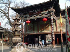 Baiyun Taoist Temple, Lanzhou attractions, Lanzhou Travel guide