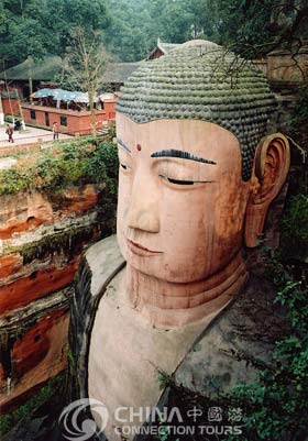 Leshan Giant Buddha, Leshan Attractions, Leshan Travel Guide