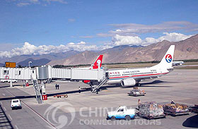 Gagong Intenational Airport - Tibet Transportation