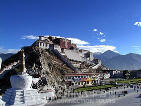 Potala Palace 1, Lhasa Attractions, Lhasa Travel Guide